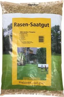 Berliner Tiergarten 1 kg - Rasensamen SUN Bild 1