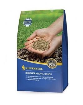 Kiepenkerl Rasenmischung Regenerations-Rasen 500g Bild 1