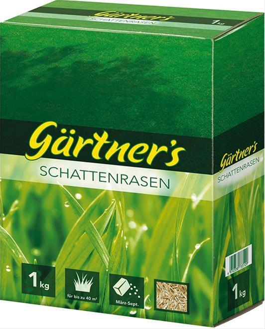 Schattenrasensamen 1 kg, FS Gärtners Bild 1