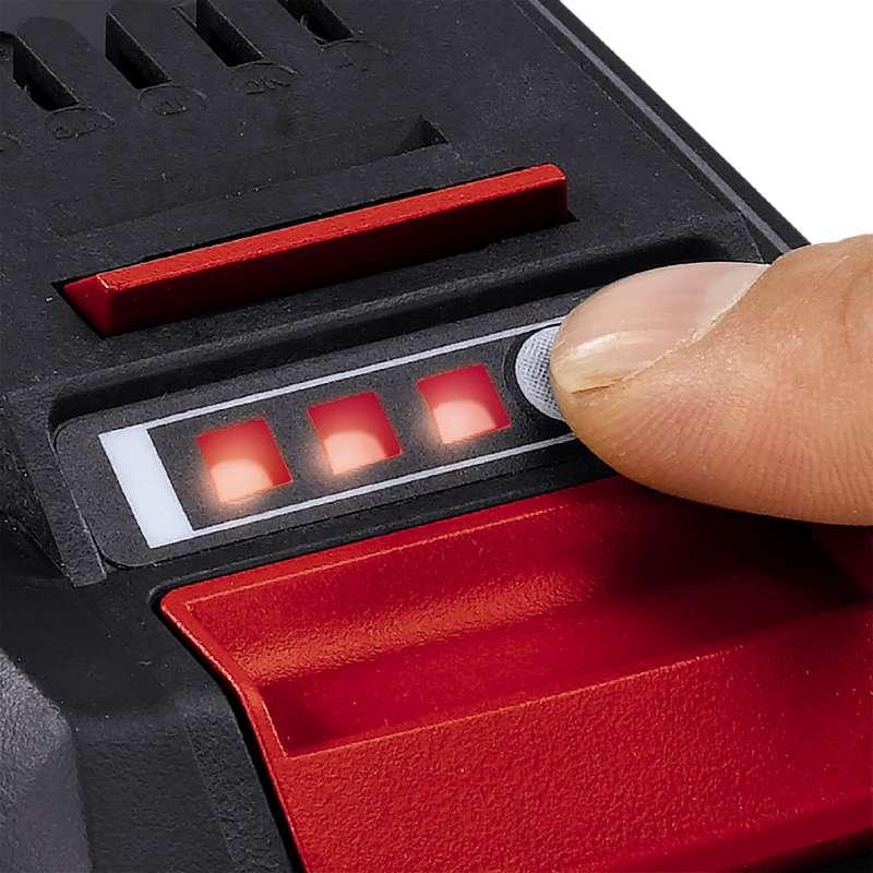 Einhell Power-X-Change Starter Kit Akku 18 V/1,5 Ah und Ladegerät Bild 2