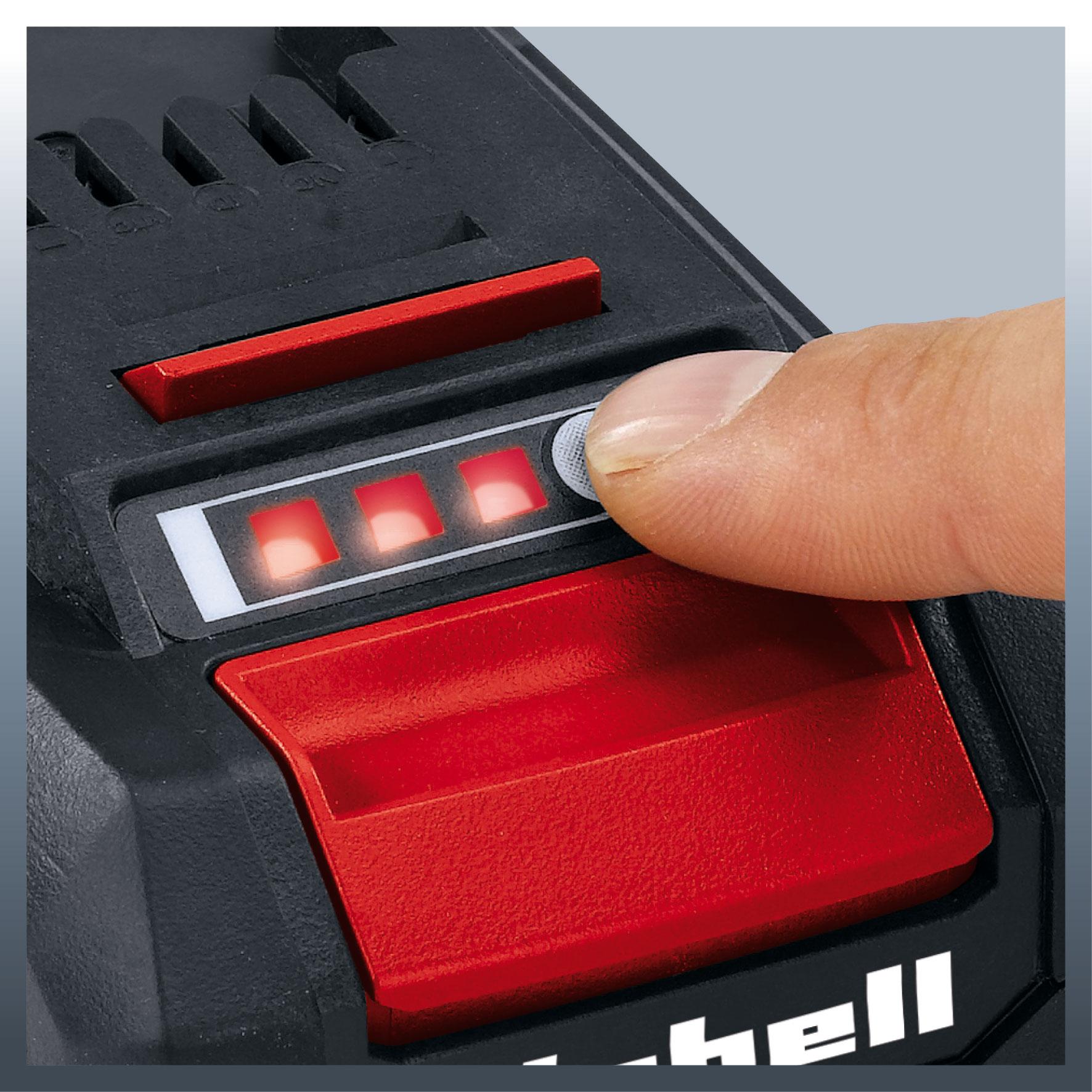 Einhell Power-X-Change Starter Kit Akku 18 V/2,0 Ah und Ladegerät Bild 2
