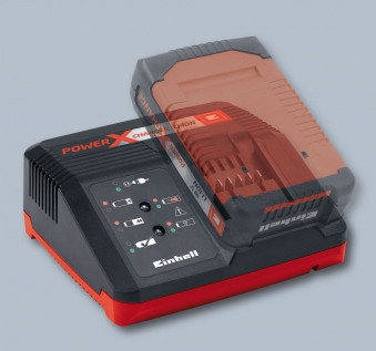 Einhell Power-X-Change Starter Kit Akku 18 V/2,0 Ah und Ladegerät Bild 3