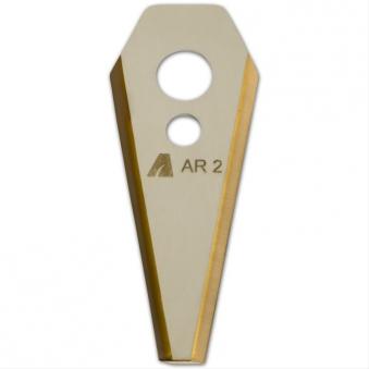ARNOLD TiN-Cut Ersatzklingen passend für Bosch Indego Mähroboter 9 Stück Bild 1