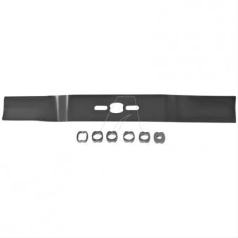 Ersatzmesser 51 cm Universal Messer gekröpft für Motorrasenmäher Bild 1