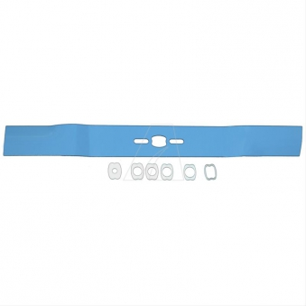 Ersatzmesser 56 cm Universal gerade für Motorrasenmäher Bild 1