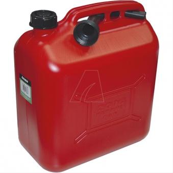Kraftstoffkanister / Benzinkanister 20 Liter rot Bild 1