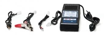 Batterieladegerät / Ladestation für Rasentraktor MTD / Wolf Garten Bild 1