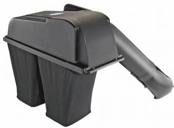 Fangkorb / Fangsack für Rasentraktor MTD / Wolf Garten 200 L Bild 1