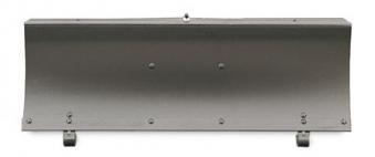 McCulloch Schneeräumschild TRO038 122 cm zu Rasentraktor Bild 1