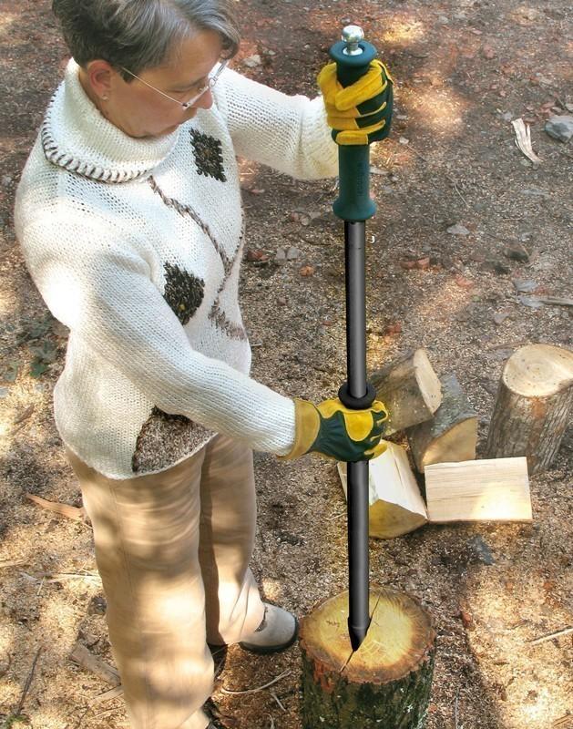 FISKARS Holzspalter 5700g Bild 1