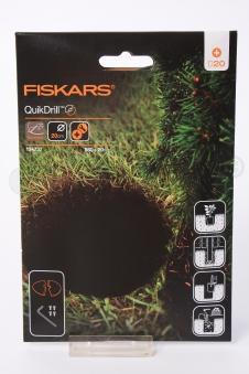 FISKARS Erweiterung Klingen QuikDrill 200mm für Handerdbohrer Bild 1