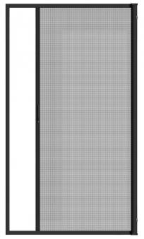 Fliegengitter Insektenschutzrollo Tür Schellenberg 160x225cm anthrazit Bild 2