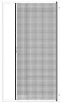 Fliegengitter Insektenschutzrollo Tür Schellenberg 160x225cm weiß Bild 2