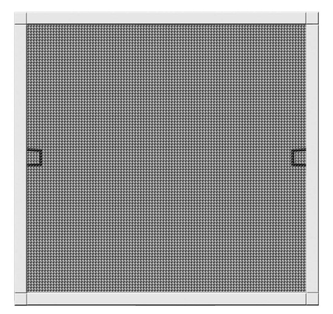 Fliegengitter Plus für Fenster Schellenberg Alu 130x150cm weiß Bild 1