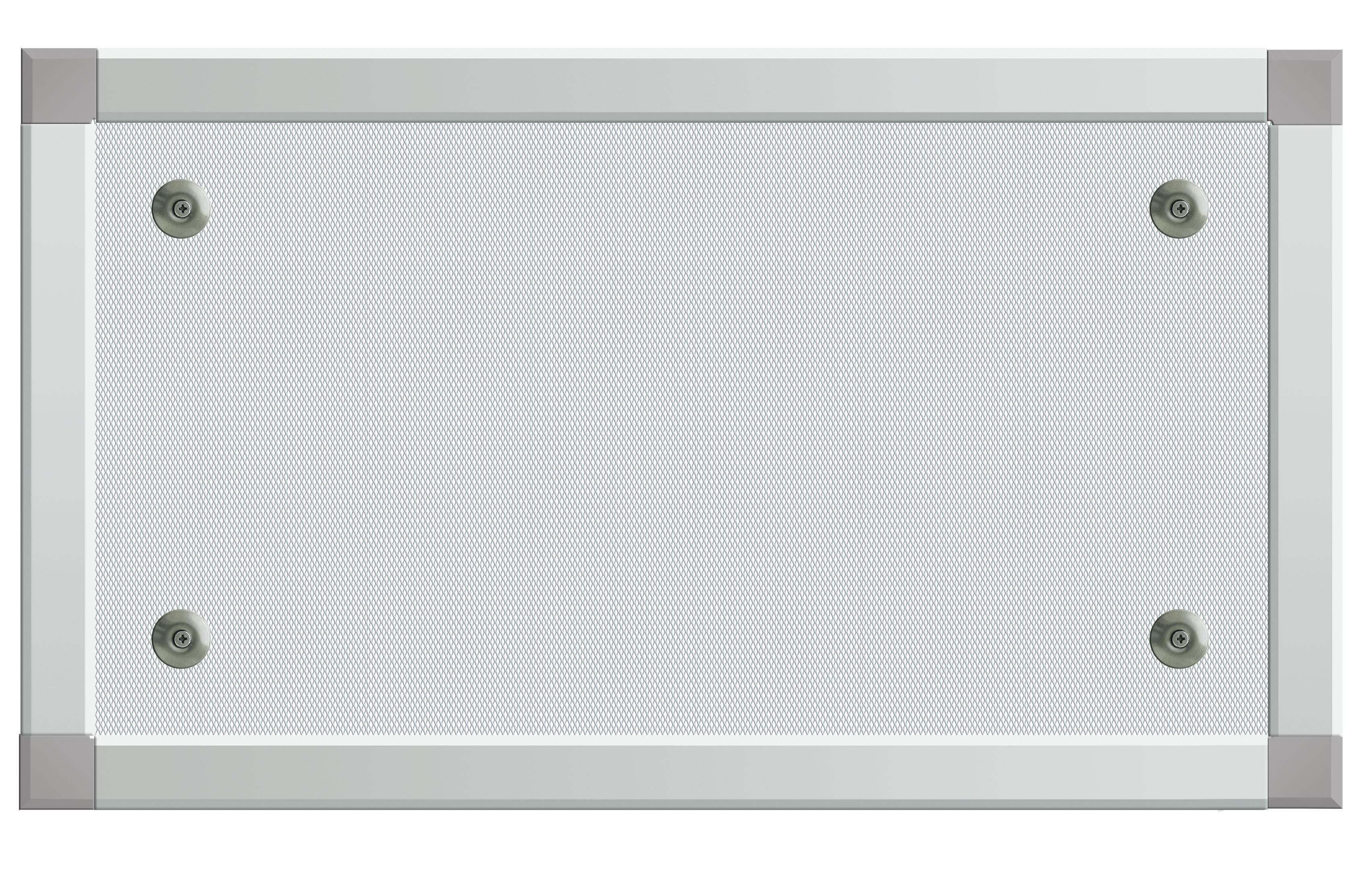 Lichtschachtabdeckung Alu mit Alu Rahmen Schellenberg 55x110cm Bild 1