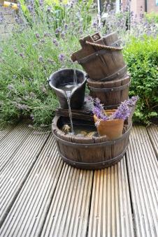 Gartenbrunnen / Springbrunnen / Wasserspiel Ubbink AcquaArte Halifax Bild 1