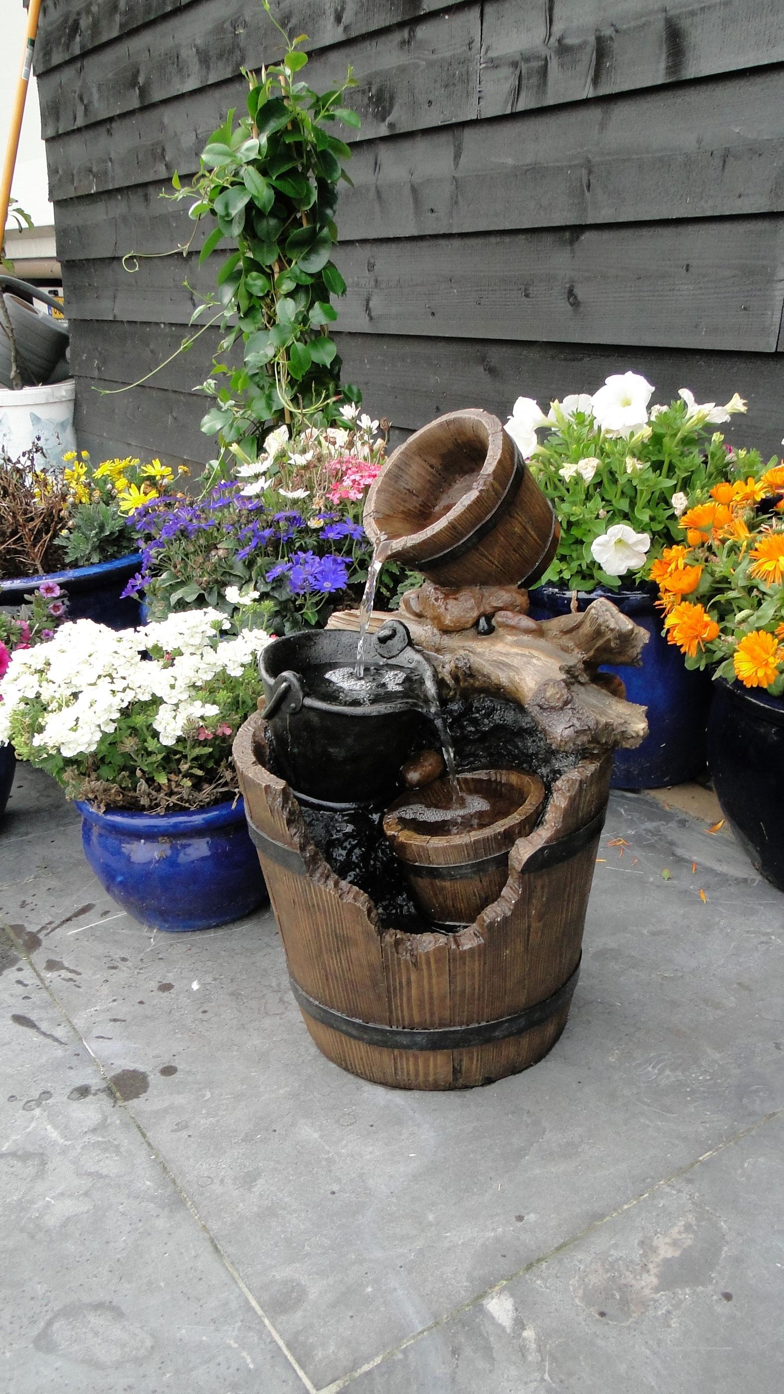 Gartenbrunnen / Springbrunnen / Wasserspiel Ubbink AcquaArte Portland Bild 1