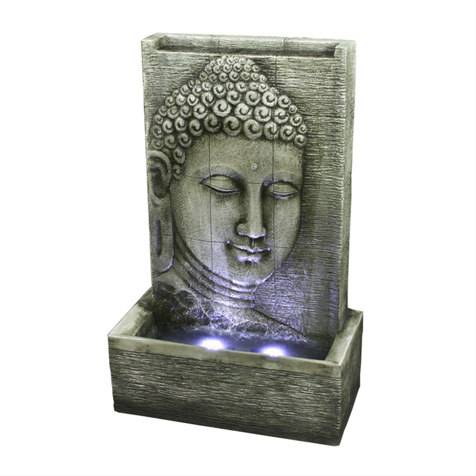 Gartenbrunnen / Wasserspiel / Zimmerbrunnen GardenForma Buddha Serenit Bild 1