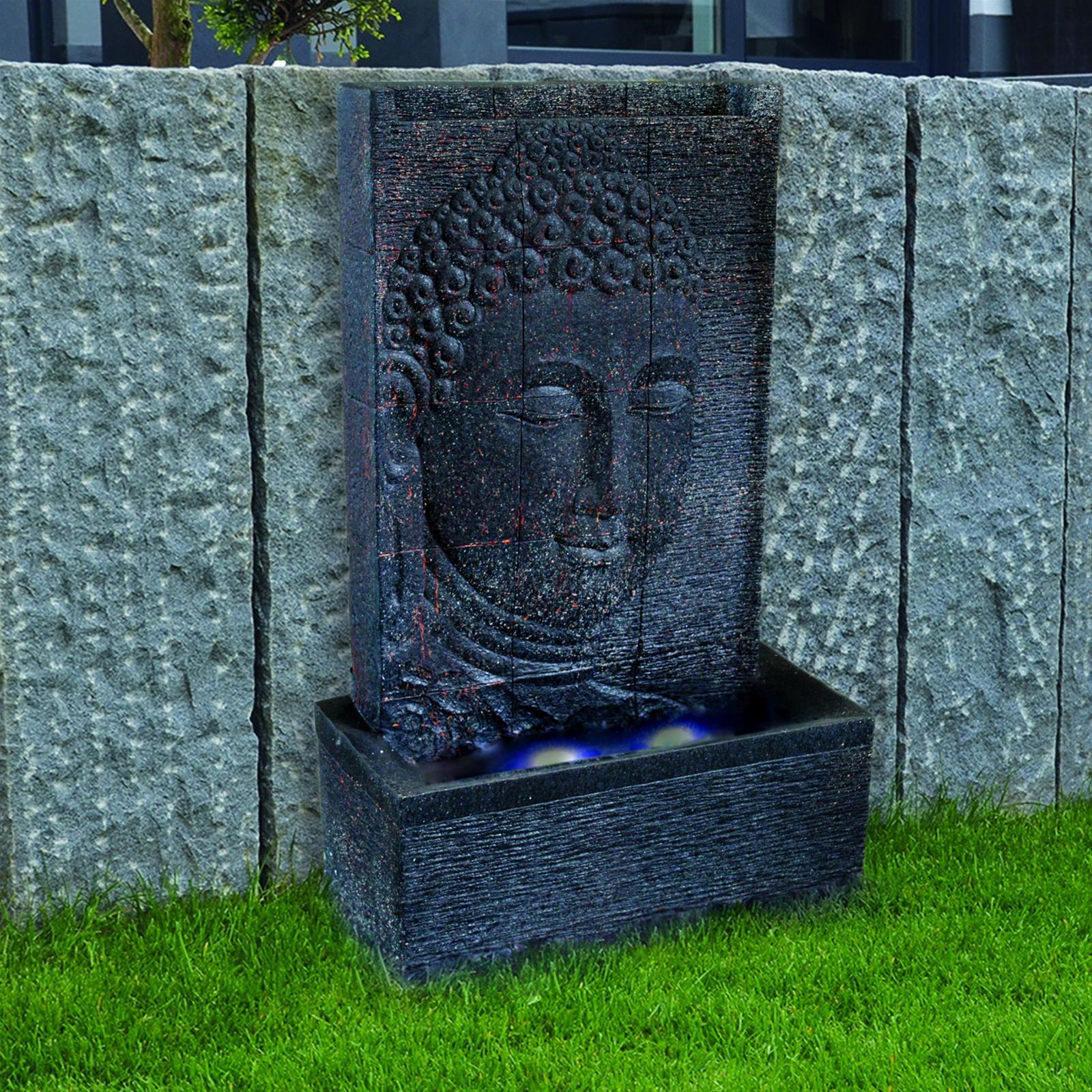 Gartenbrunnen / Wasserspiel / Zimmerbrunnen GardenForma Buddha Serenit Bild 2