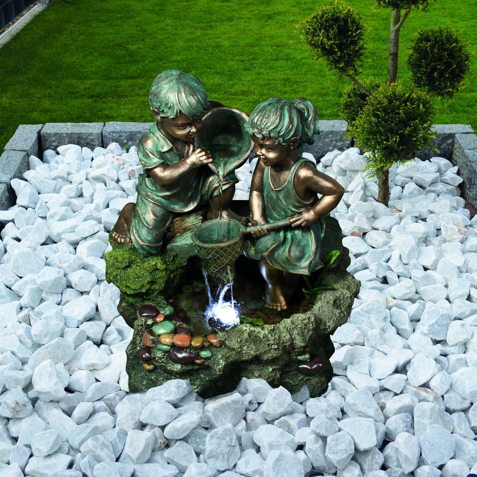 Gartenbrunnen / Wasserspiel / Zimmerbrunnen GardenForma Calgary Bild 2