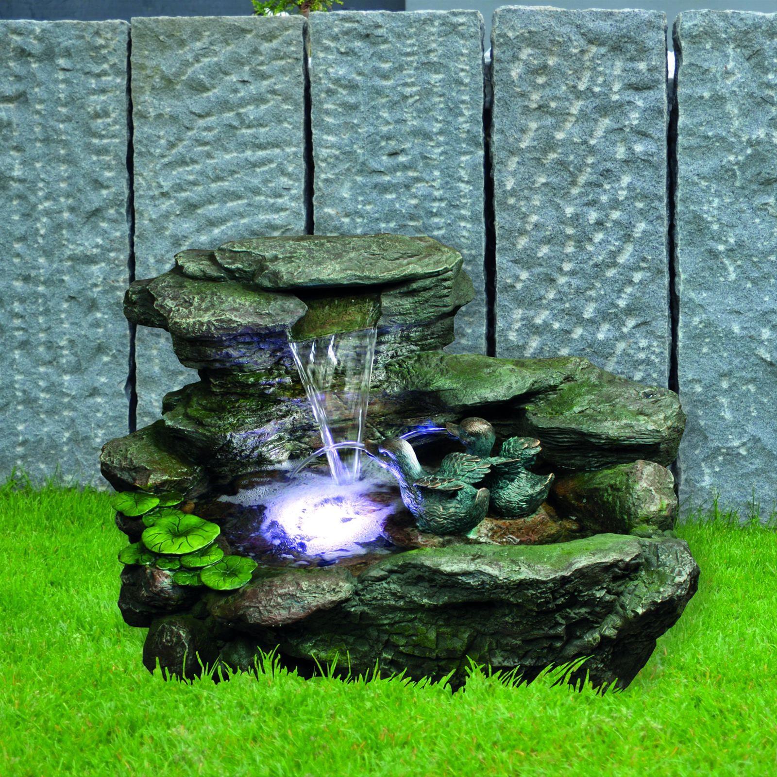Gartenbrunnen / Wasserspiel / Zimmerbrunnen GardenForma Chachai Bild 2