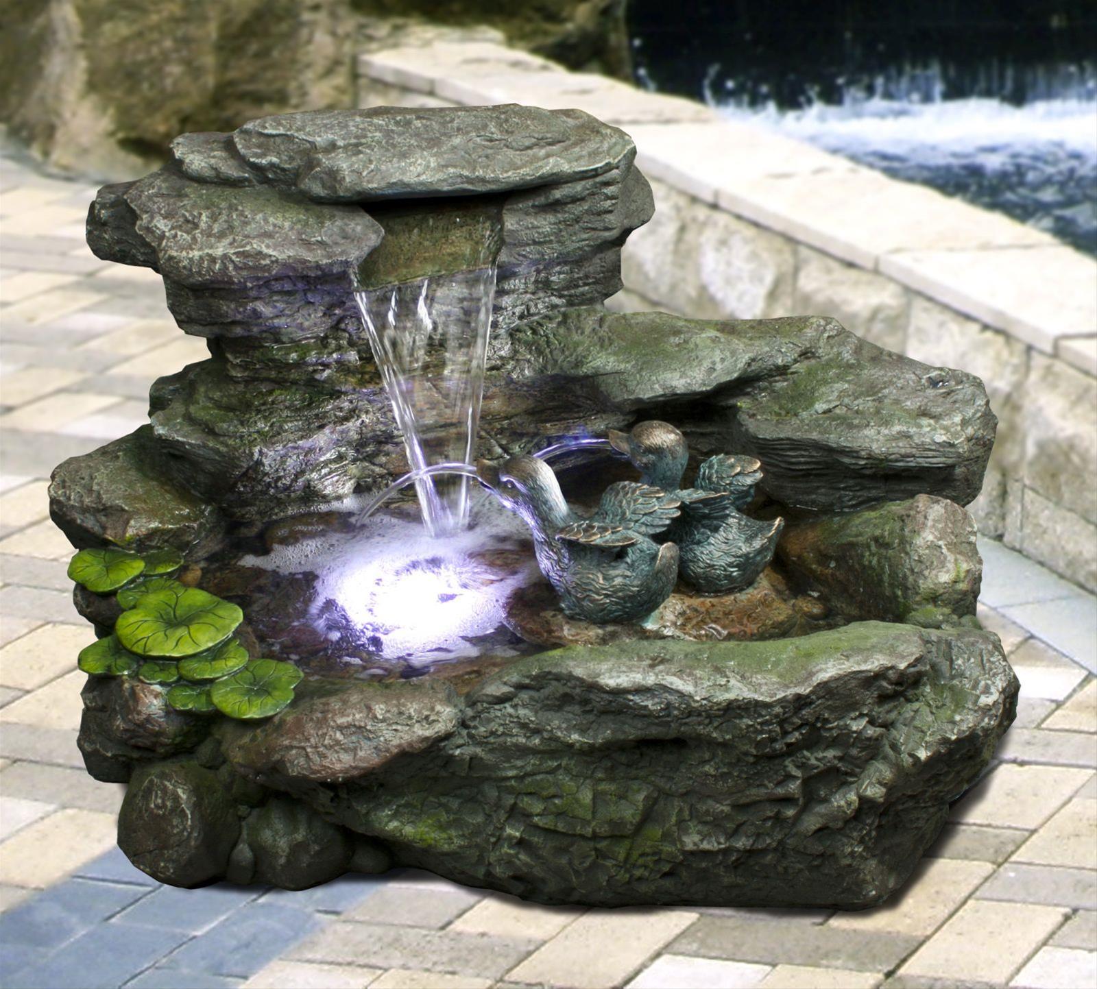 Gartenbrunnen / Wasserspiel / Zimmerbrunnen GardenForma Chachai Bild 3