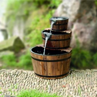 Gartenbrunnen / Wasserspiel / Zimmerbrunnen GardenForma Dublin Bild 2