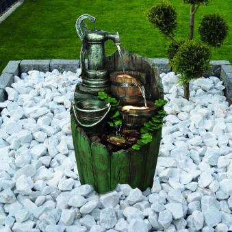 Gartenbrunnen / Wasserspiel / Zimmerbrunnen GardenForma Edmonton Bild 2