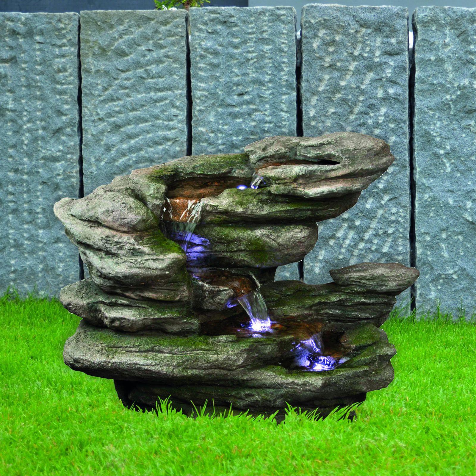 Gartenbrunnen / Wasserspiel / Zimmerbrunnen GardenForma Gersoppa Bild 2