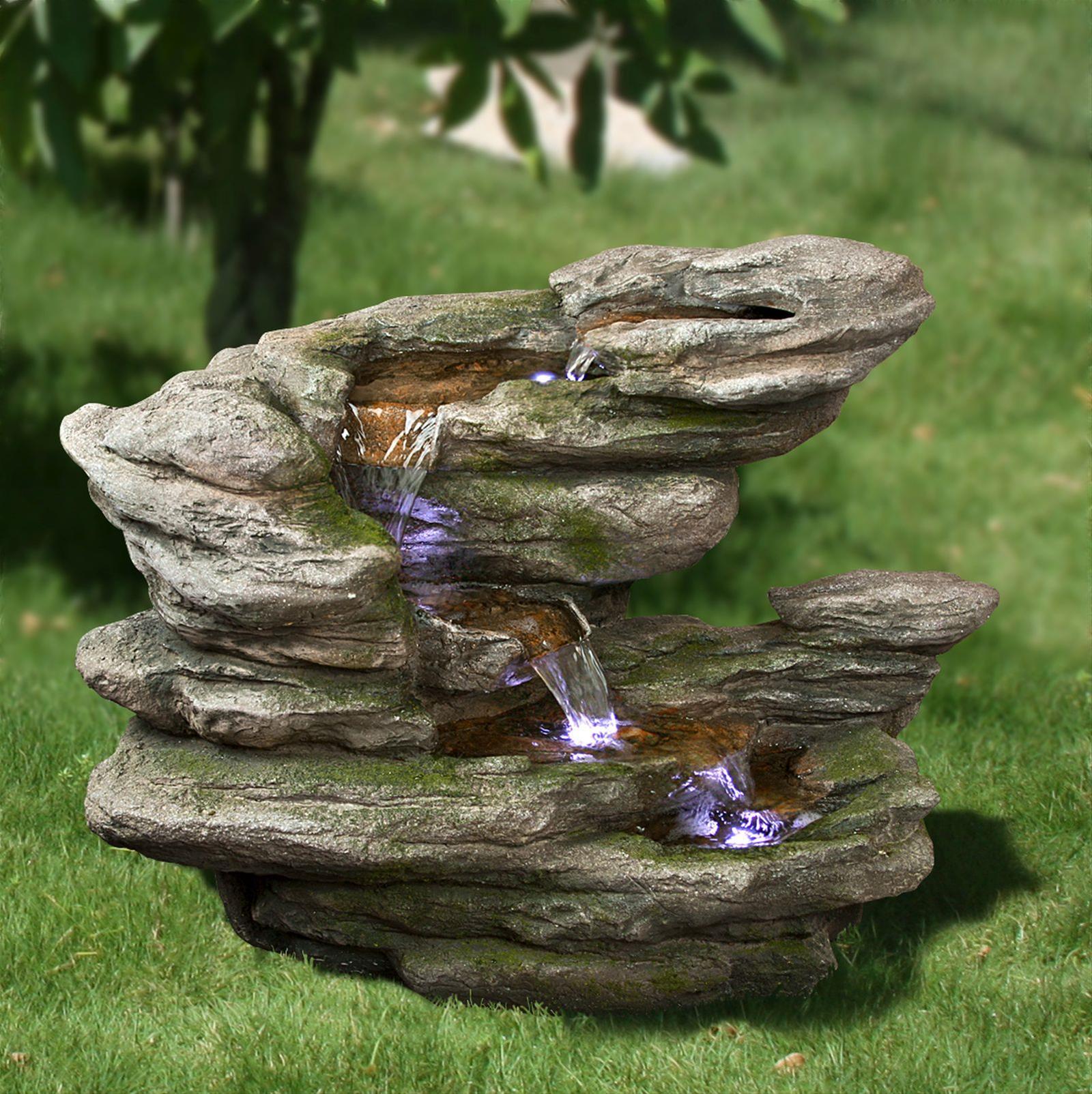 Gartenbrunnen / Wasserspiel / Zimmerbrunnen GardenForma Gersoppa Bild 3
