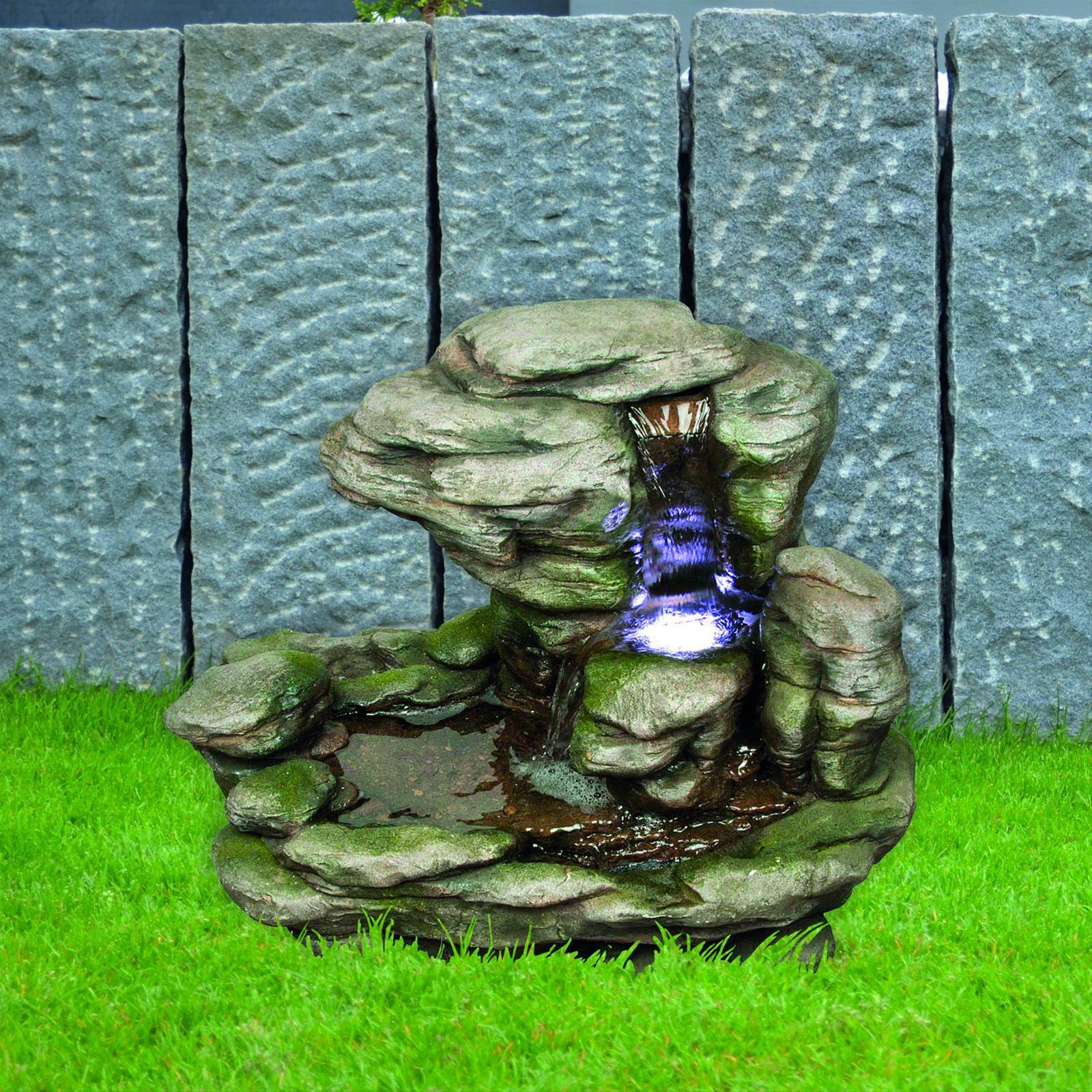 Gartenbrunnen / Wasserspiel / Zimmerbrunnen GardenForma Gokak Bild 2