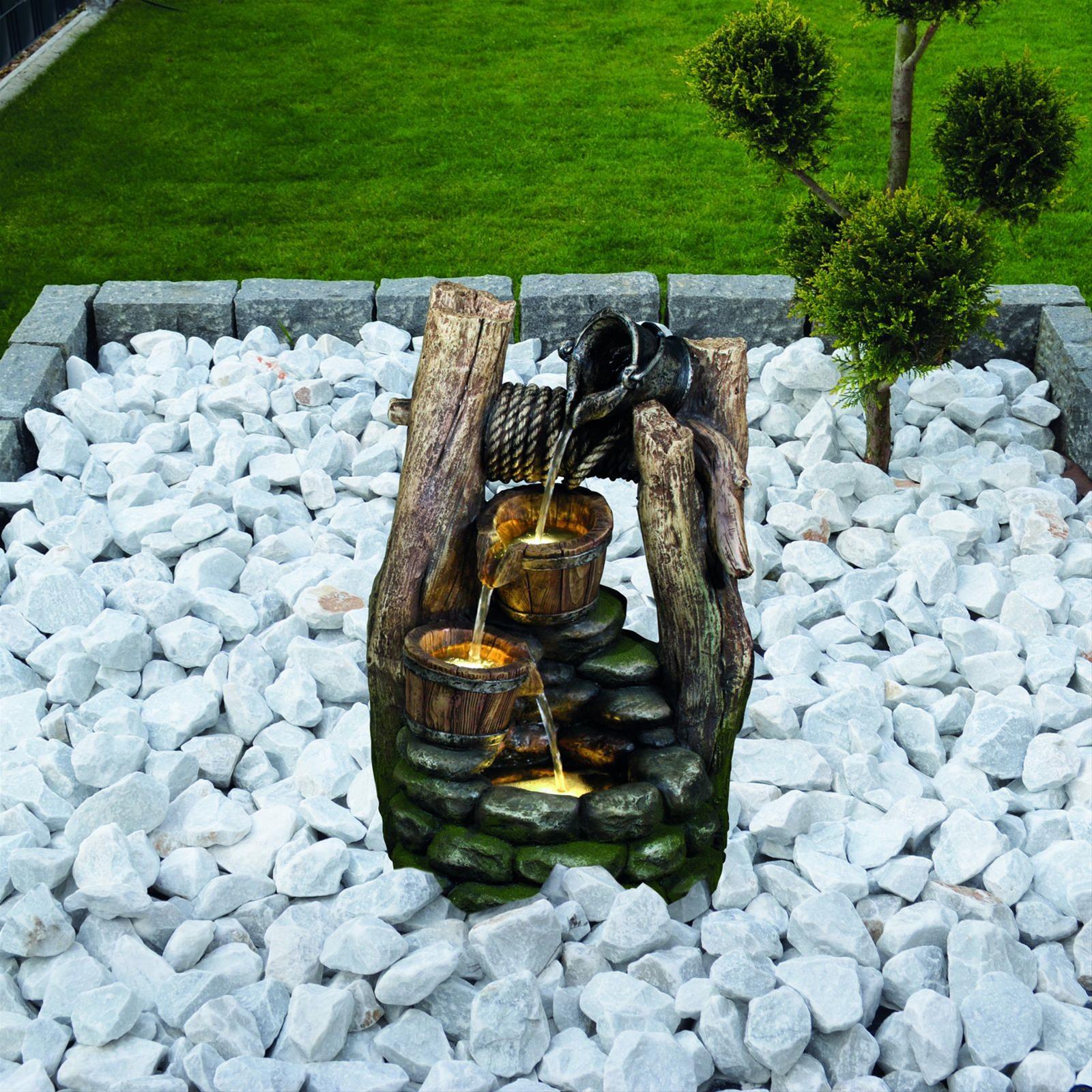 Gartenbrunnen / Wasserspiel / Zimmerbrunnen GardenForma Halifax Bild 2