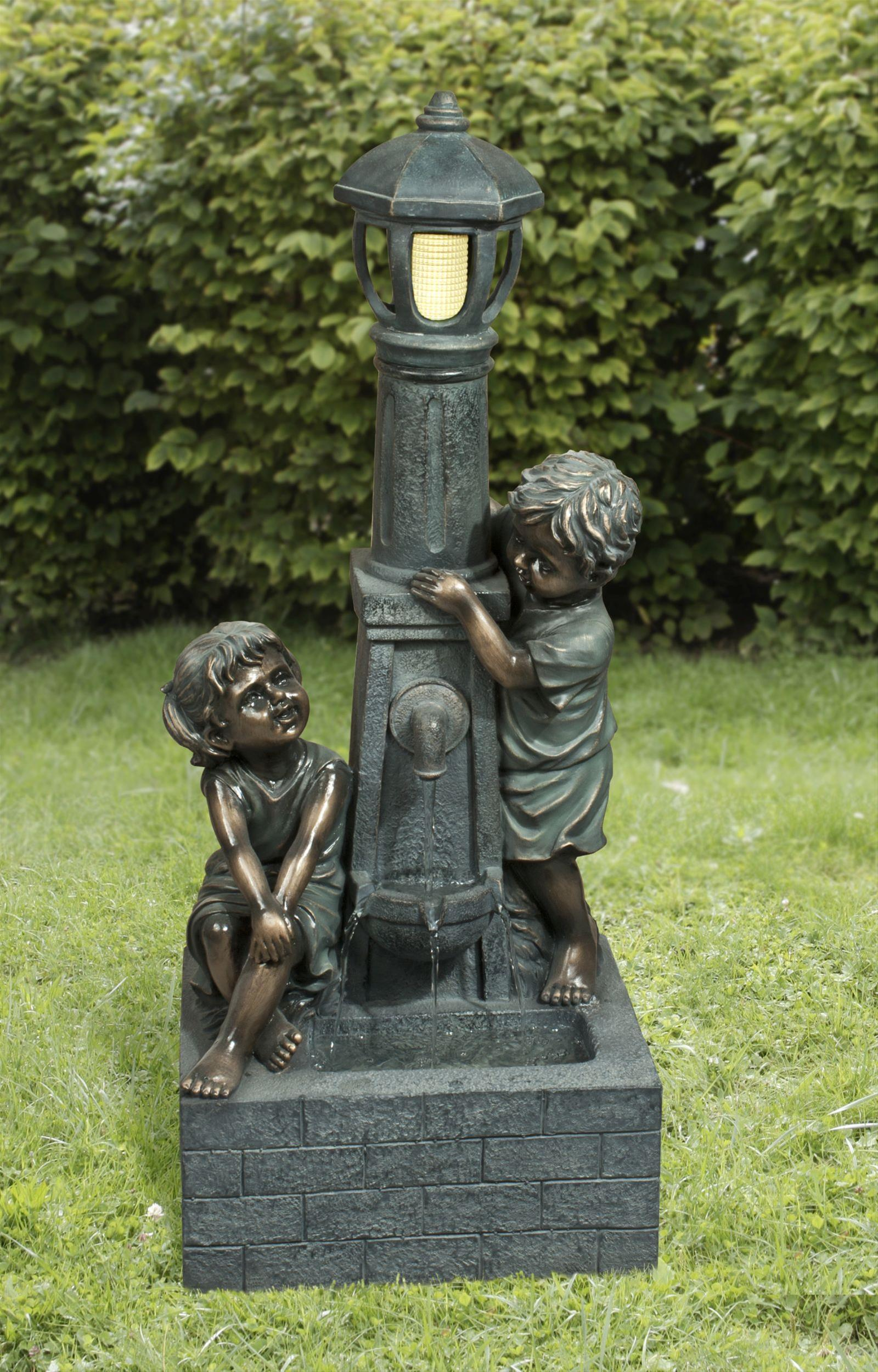 Gartenbrunnen / Wasserspiel / Zimmerbrunnen GardenForma Oshawa Bild 3