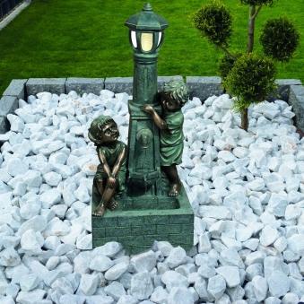 Gartenbrunnen / Wasserspiel / Zimmerbrunnen GardenForma Oshawa Bild 2