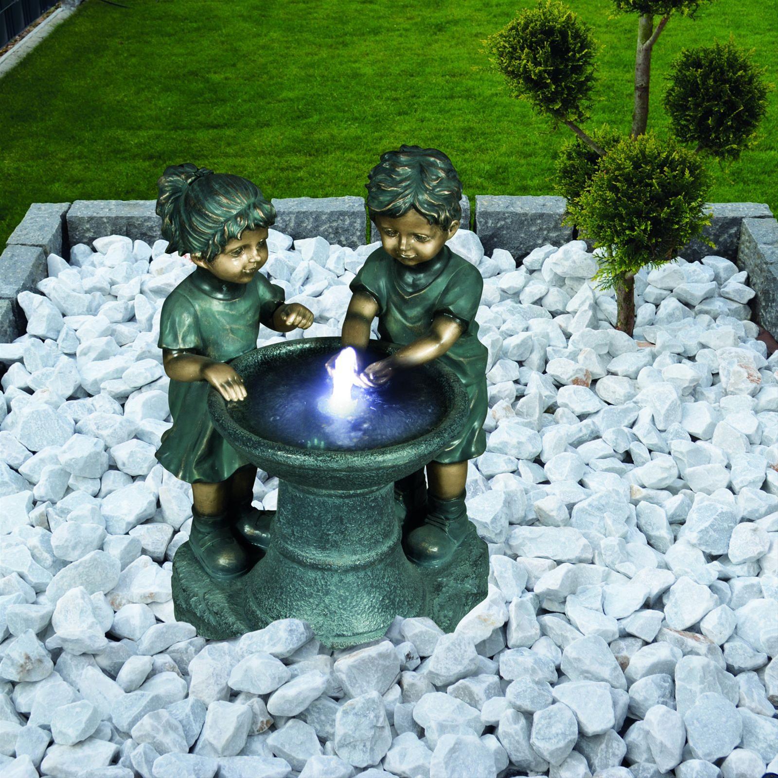 Gartenbrunnen / Wasserspiel / Zimmerbrunnen GardenForma Toronto Bild 2