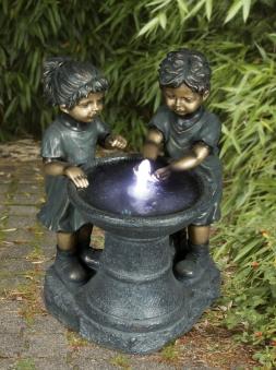Gartenbrunnen / Wasserspiel / Zimmerbrunnen GardenForma Toronto Bild 3