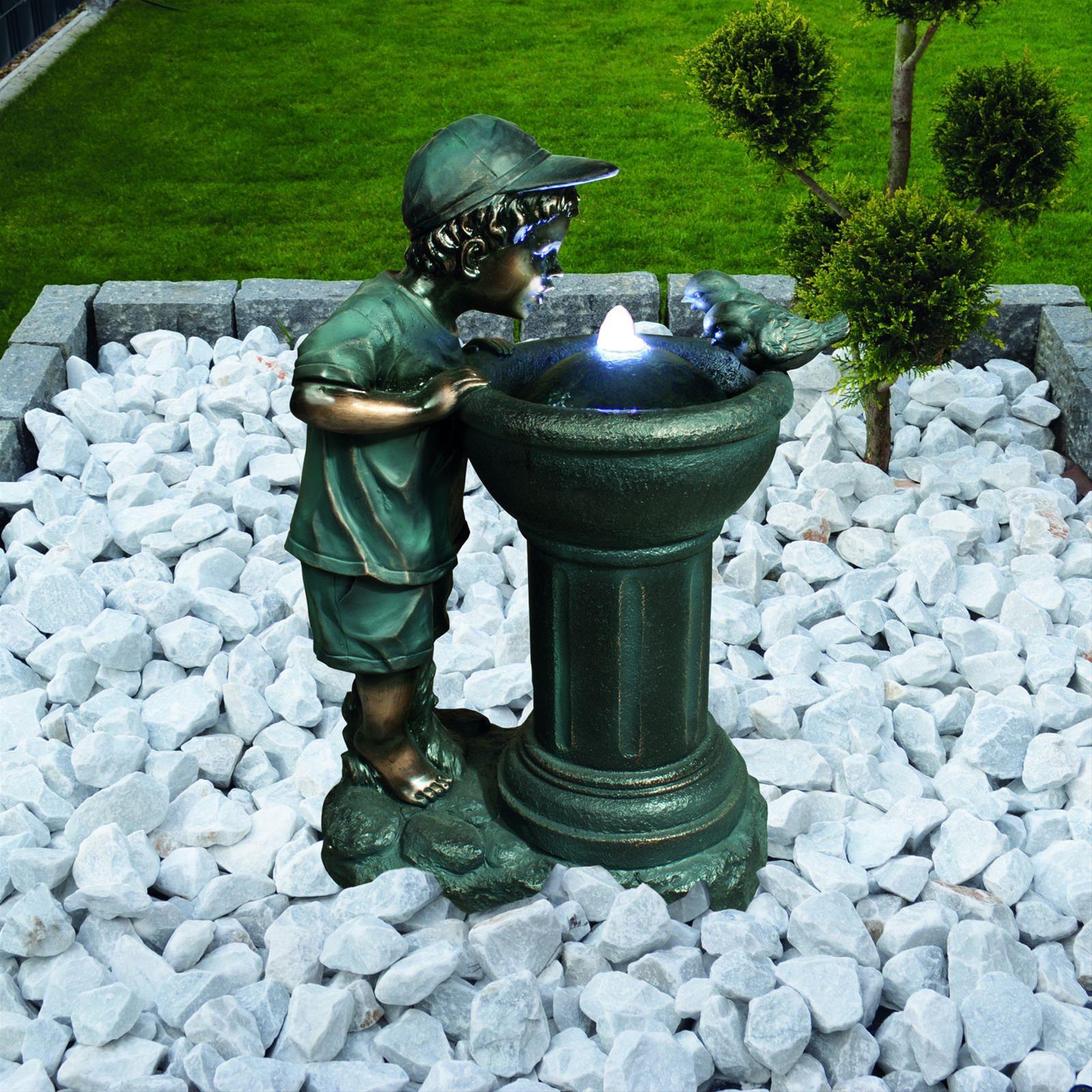 Gartenbrunnen / Wasserspiel / Zimmerbrunnen GardenForma Victoria Bild 2