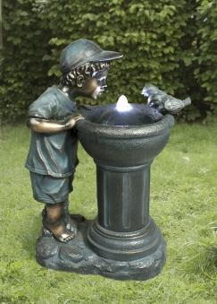 Gartenbrunnen / Wasserspiel / Zimmerbrunnen GardenForma Victoria Bild 3