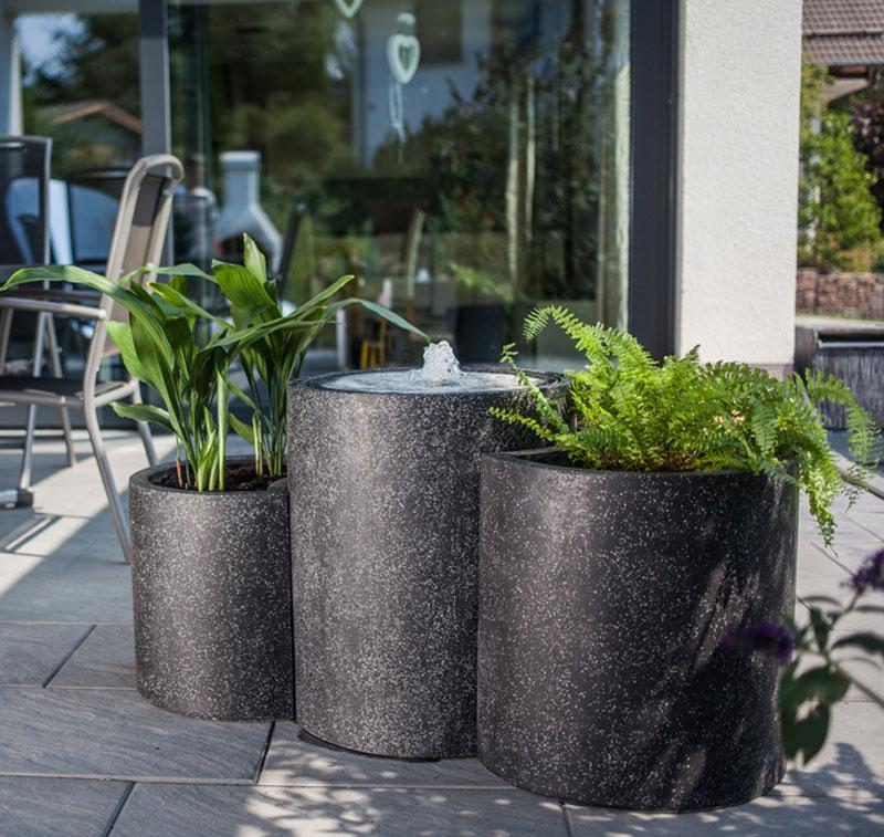 Heissner Pflanzkasten Planter Gardia I 45x36x45cm 016851-SB Bild 2