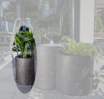 Heissner Pflanzkasten Planter Gardia II 45x36x36cm 016851-SC Bild 1