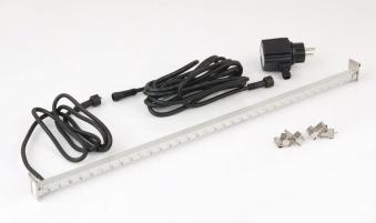 LED-Lichtleiste für Ubbink Wasserfall 35 LEDs weiß L 60cm Bild 1