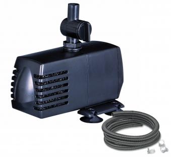 Ubbink Set SoArte  Pumpe 600l + Schlauch für Wasserspeier