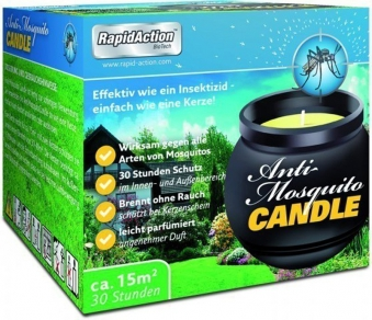 Anti-Mosquito Kerze RapidAction Bild 1