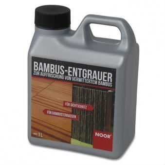 Bambus Entgrauer Noor 1L