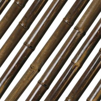 Bambusrohr Tonkin Noor 180xØ6-7cm teak Bild 1