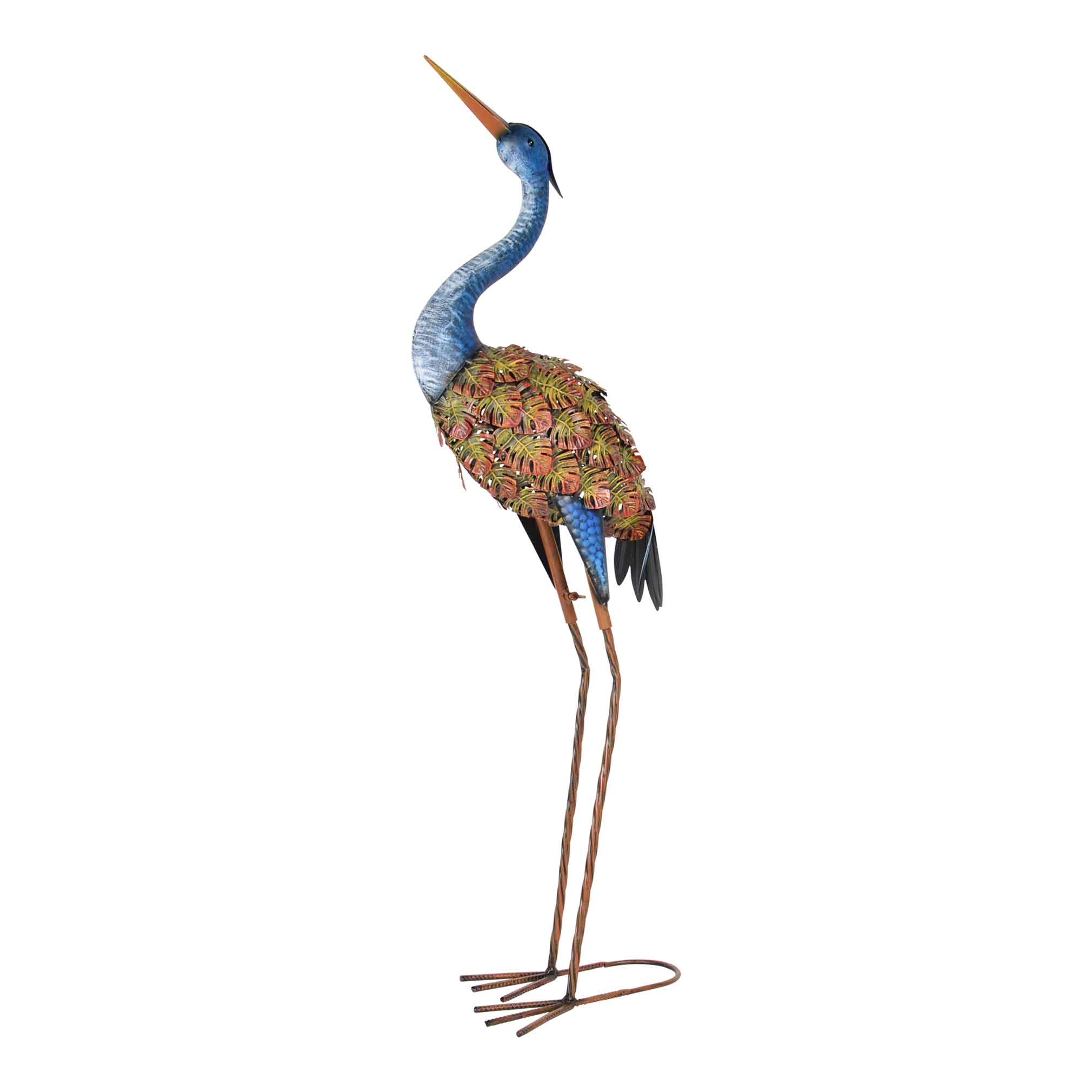 Deko Reiher 86 cm Bild 1