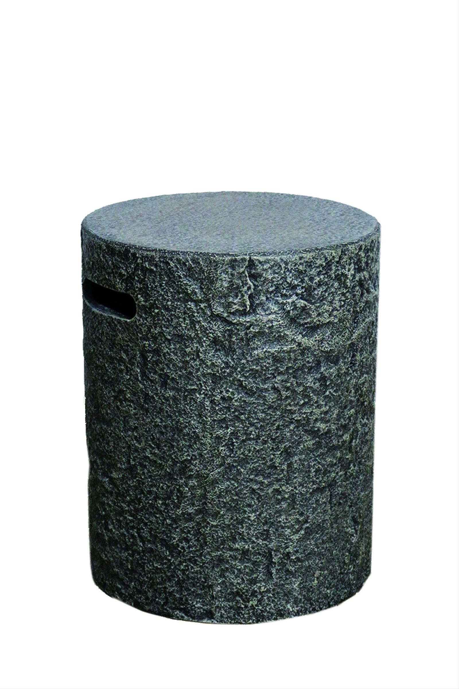 GardenForma Abdeckung für 5kg Gasflasche Eco Stone Naturstein-Optik Bild 1