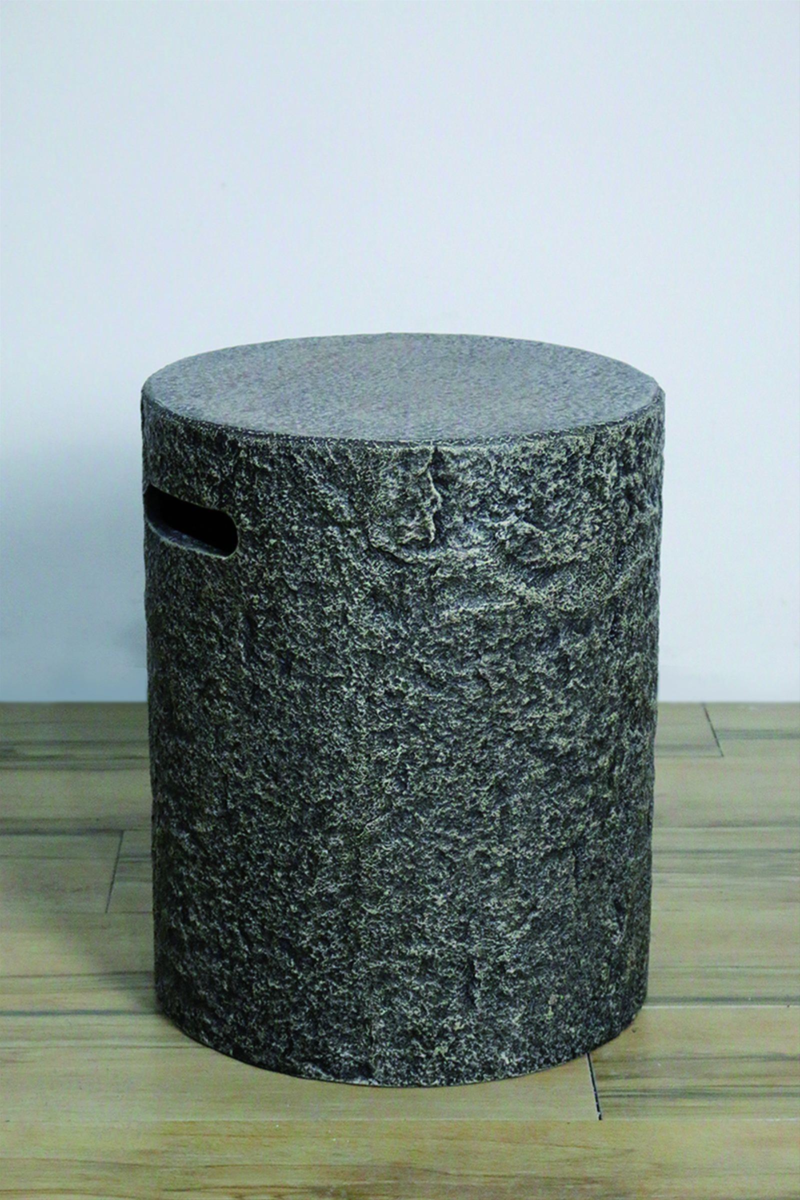 GardenForma Abdeckung für 5kg Gasflasche Eco Stone Naturstein-Optik Bild 2