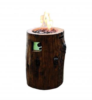 Gas Feuerstelle / Gartenfeuer GardenForma Semeru Eco Stone Bild 1