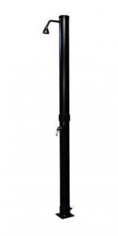 myPool Solardusche Basic Kunststoff schwarz 20 Liter Bild 1